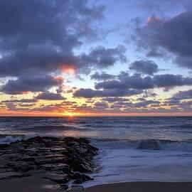 Bob Cuthbert - Shore Sunrise