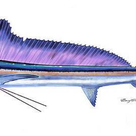 Shortbill Spearfish  - Carey Chen