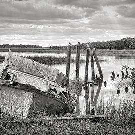 Shrimp Boat Graveyard