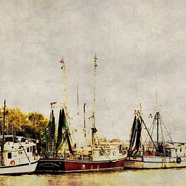 A R Williams - Shrimp Boats