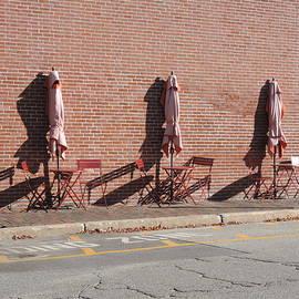 Bill Tomsa - Sidewalk Seating
