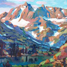 David Lloyd Glover - Sierra Nevada Silence