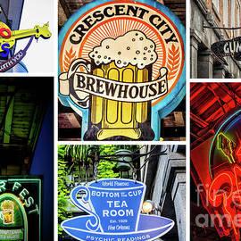 Kathleen K Parker - Signs of New Orleans