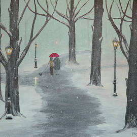 Ken Figurski - Silence In The Snow