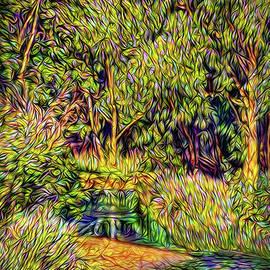 Joel Bruce Wallach - Silent Forest Stream