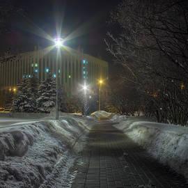 Alexey Kljatov - Silent night