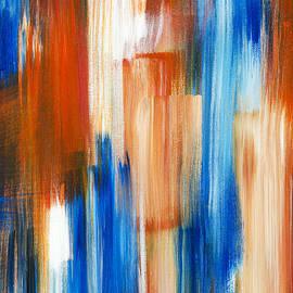 Christina Rollo - Silent Rhythm Abstract