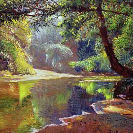 David Lloyd Glover - Silent River