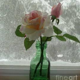 Anna Folkartanna Maciejewska-Dyba - Silk Rose