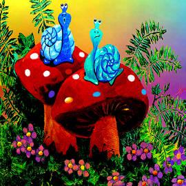 Hanne Lore Koehler - Silly Snails