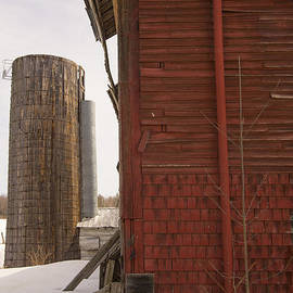 Alana Ranney - Silo and Red Barn