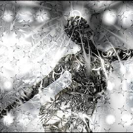Kiki Art - Silver Deity