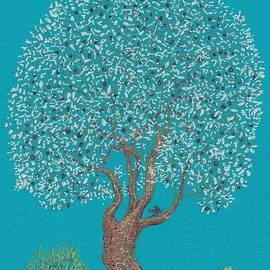 Charles Cater - Silver Tree