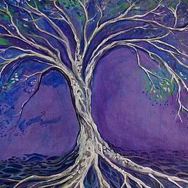Katherine Nutt - Silver Tree Transforming