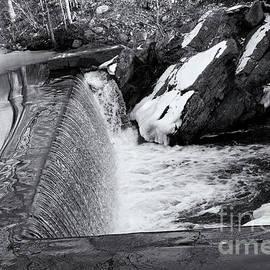 Linda Troski - Silver Waterfalls