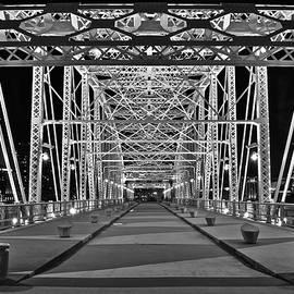 Frozen in Time Fine Art Photography - Silvery Bridge