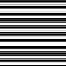 Simply Stripes- Art by Linda Woods - Linda Woods