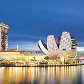 Justin Foulkes - Singapore Skyline