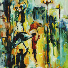 Angela Torrez - Singing in the Rain