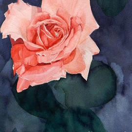 Greta Corens - Single Red Rose Magic