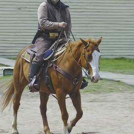 Steve Cost - Single rider