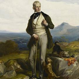 Sir Walter Scott - William Allan