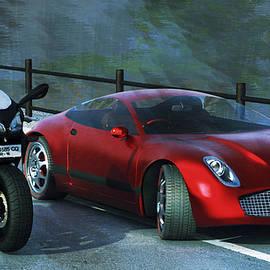 Maurice Gold - Six Hot Wheels
