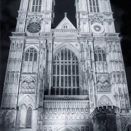 Joan Carroll - Westminster Abbey Night