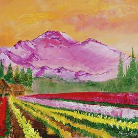 Sherry Shipley - Skagit Tulip Fields