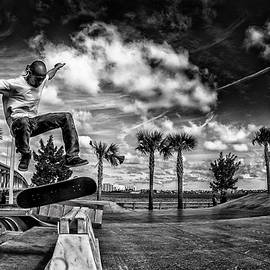 Kevin Cable - Skate pushing the boundries