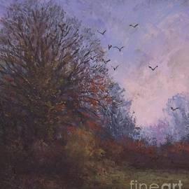 Sean Conlon - Sketch for Winter Trees