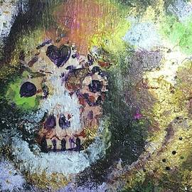Regina Jeffers - Skull in the Garden