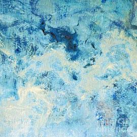 Regina Geoghan - Sky Blue Abstract II