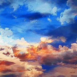 Glenn McCarthy - Sky Moods - Textures