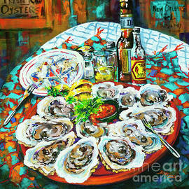 Dianne Parks - Slap dem Oysters