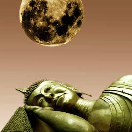 Kathy Franklin - Sleeping Buddha