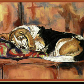 Cat Culpepper - Sleeping Dog