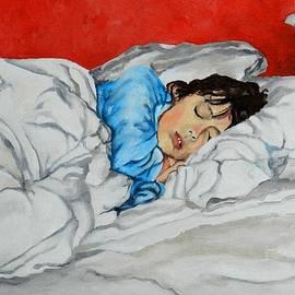 Jolante Hesse - Sleeping Girl