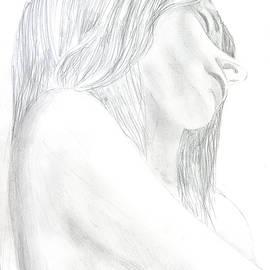 Bidde - Sleeping woman