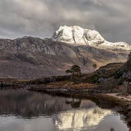 Derek Beattie - Slioch and Loch Maree