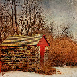Pamela Phelps - Small Stone Barn