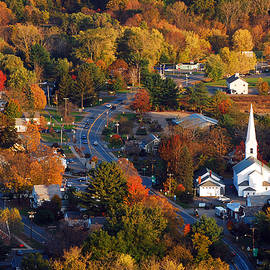 James Kirkikis - Small Town Aerial