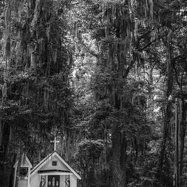 Bradley R Youngberg - Smallest Church In America Darien Georgia
