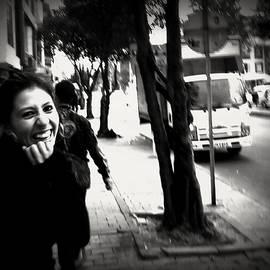 Daniel Gomez - Smiling Lady