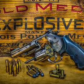 Paul Freidlund - Smith And Wesson 357 Magnum
