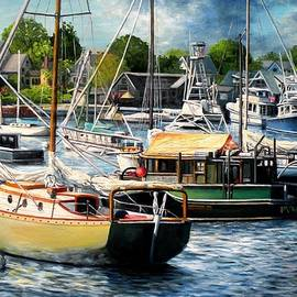 Eileen Patten Oliver - Smiths Cove Gloucester MA