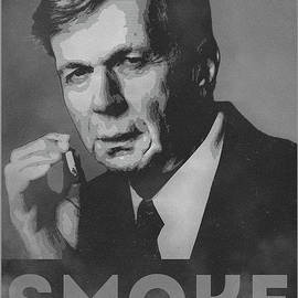 Philipp Rietz - Smoke Funny Obama Hope Parody Smoking Man