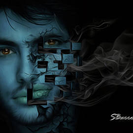 Surreal Photomanipulation - Smoke