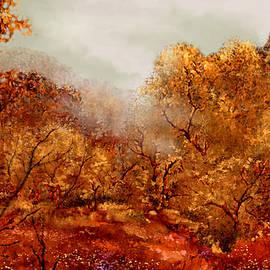 Hans Neuhart - Smokey Mountain Mist
