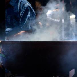 Miroslava Jurcik - Smoking Ceremony On Australian Day
